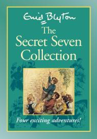 Image for The Secret Seven Collection: The Secret Seven / Secret Seven Adventure / Well Done Secret Seven / Secret Seven on the Trail