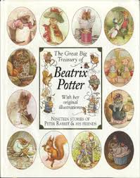 Image for The Great Big Treasury of Beatrix Potter (with Her Original Illustrations)