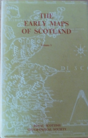 Image for The Early Maps of Scotland to 1850 (Vol. I)