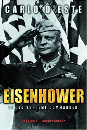 Image for Eisenhower: Allied Supreme Commander