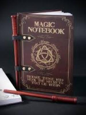 Image for Magic Wand Notepad