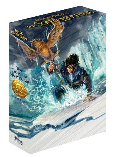 Image for Heroes of Olympus, The, Book Two: The Son of Neptune (Signed & Numbered Limited Edition)