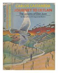 Image for Journey to Ixtlan: Lessons of Don Juan
