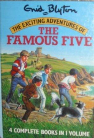 Image for The Exciting Adventures of The Famous Five