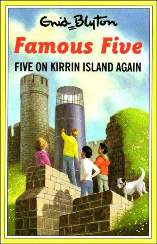 Image for Five on Kirrin Island Again (The Famous Five Series II)