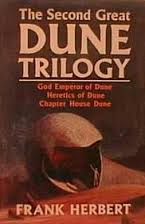 Image for The Second Great Dune Trilogy