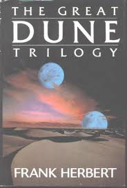 Image for The Great Dune Trilogy