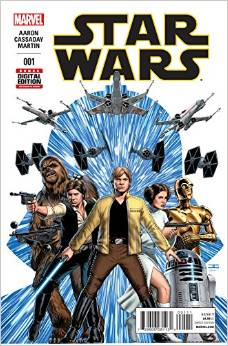 Image for Star Wars #1 (Marvel Comics 2015)