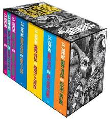 Image for Harry Potter: The Complete Collection (Seven book set)
