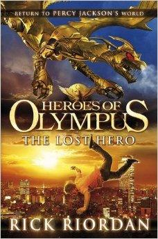 Image for Heroes of Olympus: The Lost Hero