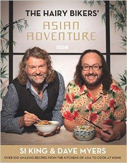 Image for The Hairy Bikers' Asian Adventure: Over 100 Amazing Recipes from the Kitchens of Asia to Cook at Home