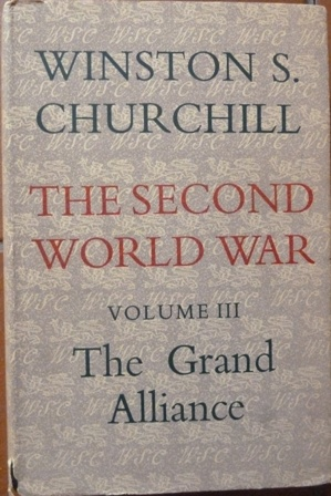 Image for The Second World War, Volume III: The Grand Alliance