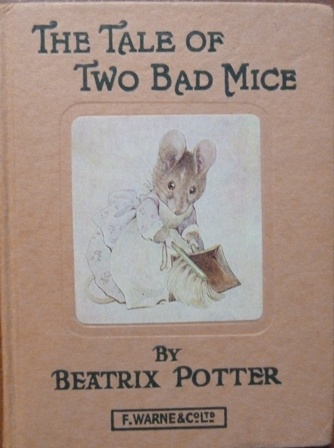 Image for The Tale of Two Bad Mice