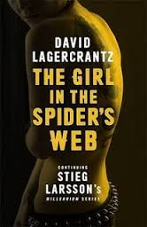 Image for The Girl in the Spider's Web (Millennium Series)