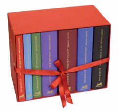Image for Harry Potter Boxed Set (Deluxe Edition) (Contains all 7 books in the series)