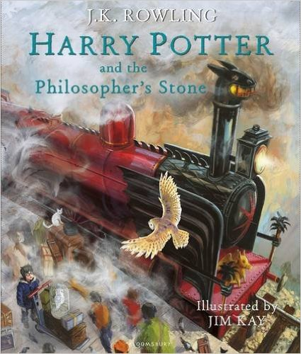 Image for Harry Potter and the Philosopher's Stone: Illustrated Edition