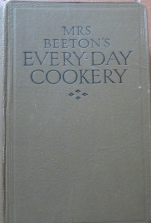 Image for Mrs. Beeton's Everyday Cookery with about 2,500 Practical Recipes