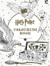 Image for Harry Potter Colouring Book
