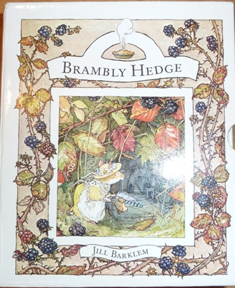 Image for The Brambly Hedge Library (Boxset)