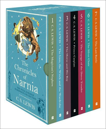 Image for The Chronicles of Narnia box set (The Chronicles of Narnia)