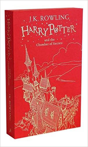 Image for Harry Potter and the Chamber of Secrets (Gift Edition)