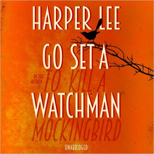 Image for Go Set a Watchman (Unabridged Version) [Audiobook] [Audio CD]