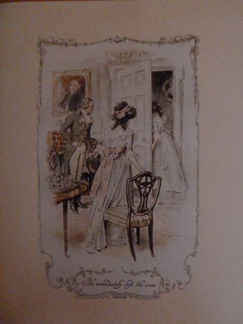 Image for Jane Austen: The Illustrated Library