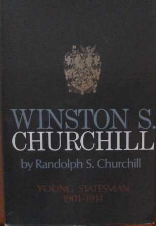 Image for Winston Churchill Vol.2 - Young Statesman 1901 - 1914