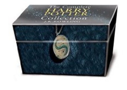 Image for Harry Potter Adult Paperback Boxed Set: Adult Edition: Contains: Philosopher's Stone / Chamber of Secrets / Prisoner of Azkaban / Goblet of Fire / Order of the Phoenix/ Half-Blood Prince / Deathly Hollows