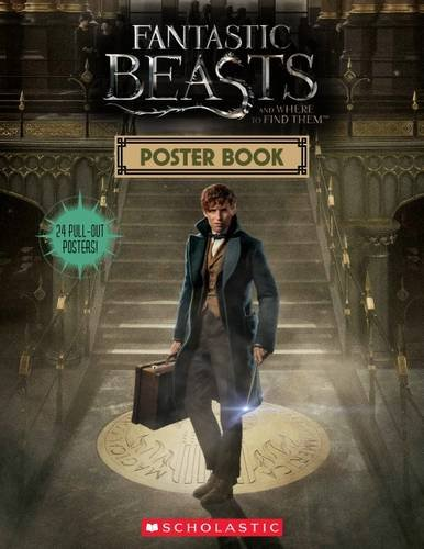 Image for Poster Book (Fantastic Beasts and Where to Find Them)