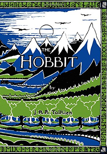 Image for The Hobbit Facsimile First Edition