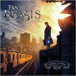 Image for Fantastic Beasts Official 2017 Calendar (Calendar 2017)