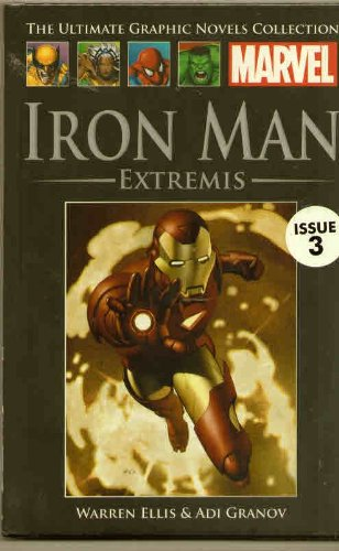 Image for Iron Man: Extremis (The Marvel Graphic Novel Collection)