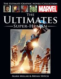 Image for The Ultimates Super-Human (The Marvel Graphic Novel Collection)