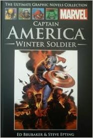 Image for Captain America: Winter Soldier (The Marvel Graphic Novel Collection)