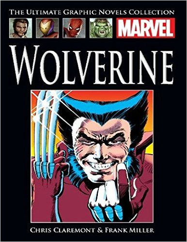 Image for Wolverine (The Marvel Graphic Novel Collection)