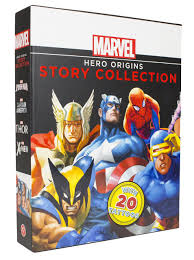 Image for Marvel Hero Origins Story Collection