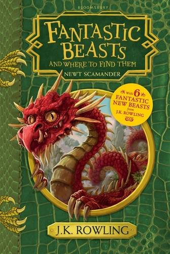 Image for Fantastic Beasts and Where to Find Them: Hogwarts Library Book