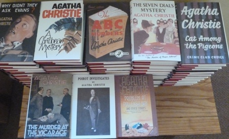 Image for Agatha Christie Collection- Full set of 85 Hardbacks and Magazines