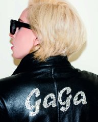 Image for Lady Gaga X Terry Richardson